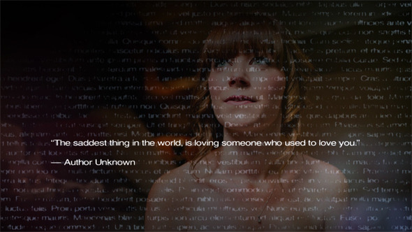 Quotes X Files Gorgeous Sad Quotesfrollibas  Videohive