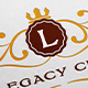 Legacy Crest Logo - GraphicRiver Item for Sale