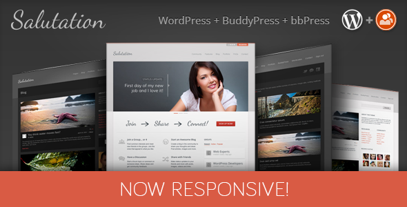 Top 30+ Best BuddyPress WordPress Themes for [sigma_current_year] 19