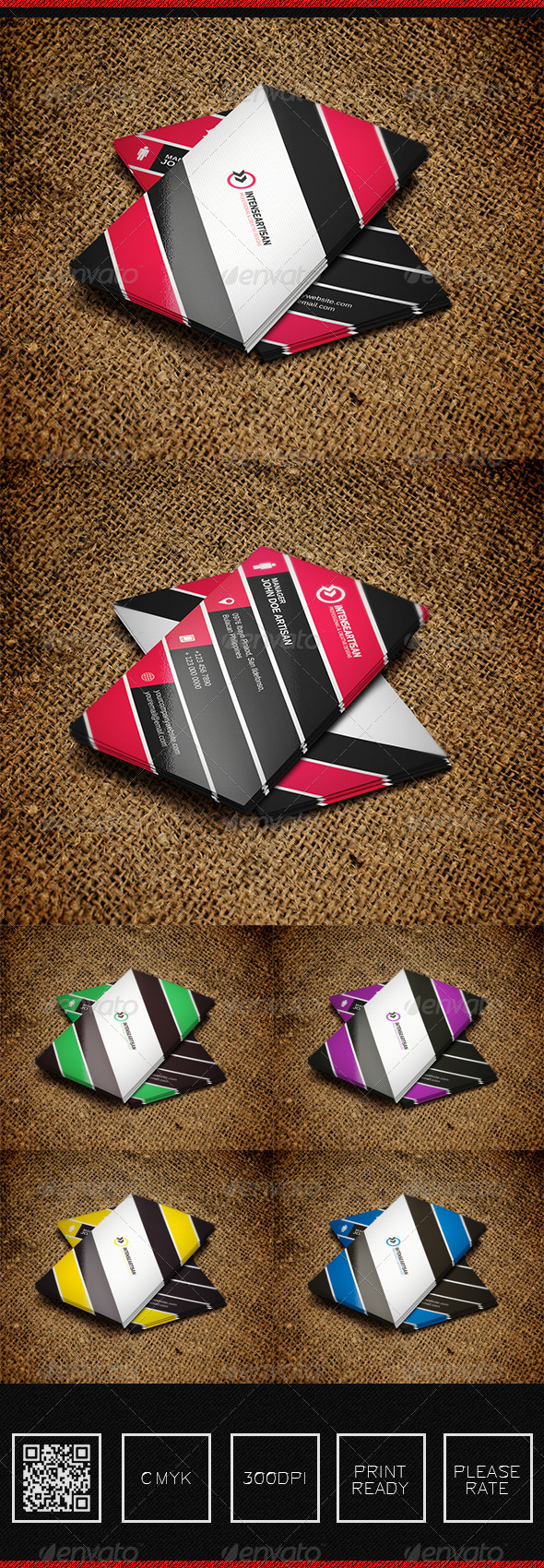 Creative Business Card Vol37 - Creative Business Cards