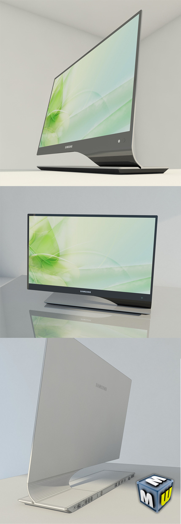 Samsung SyncMaster MAX 2011 - 3DOcean Item for Sale