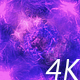 Abstract Space Nebula Tunnel with Glow - VideoHive Item for Sale