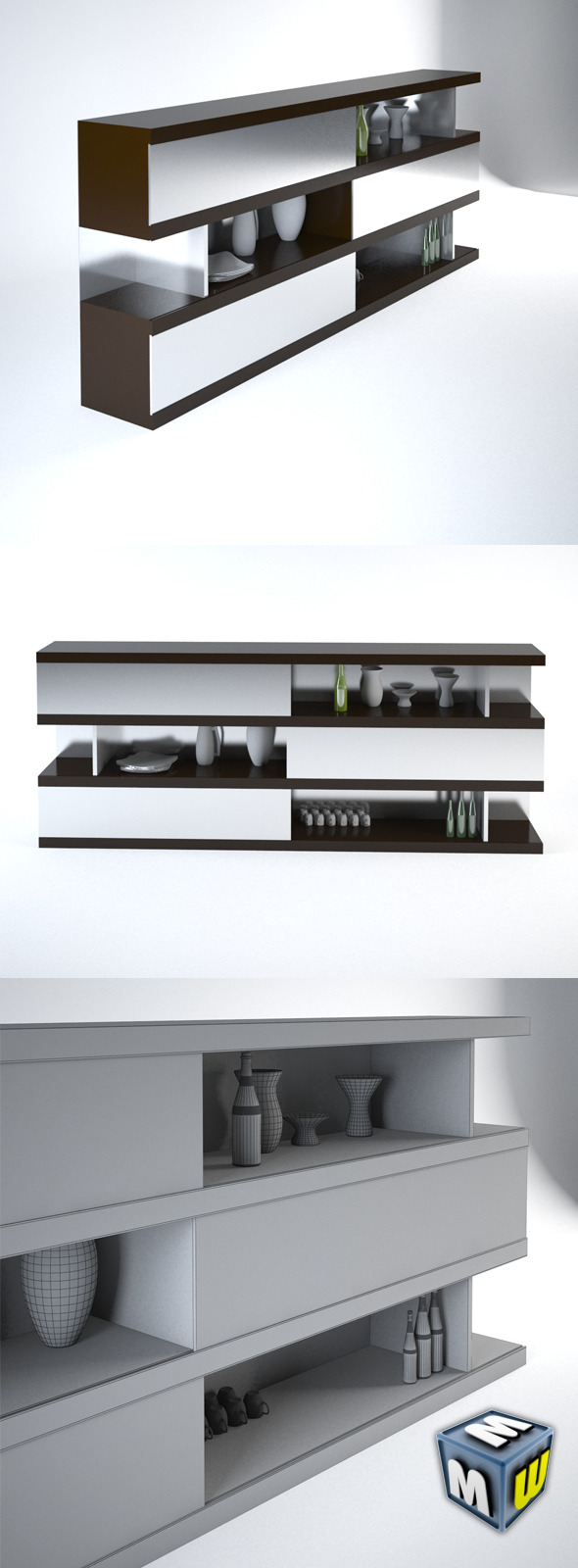 Shelf MAX 2011 - 3DOcean Item for Sale