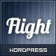 Flight - Responsive Fullscreen Background Theme