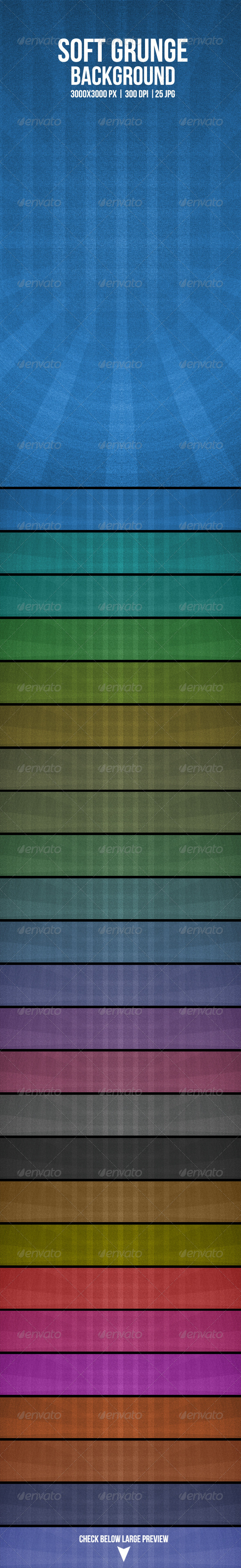 25 Soft Grunge Background - Abstract Backgrounds