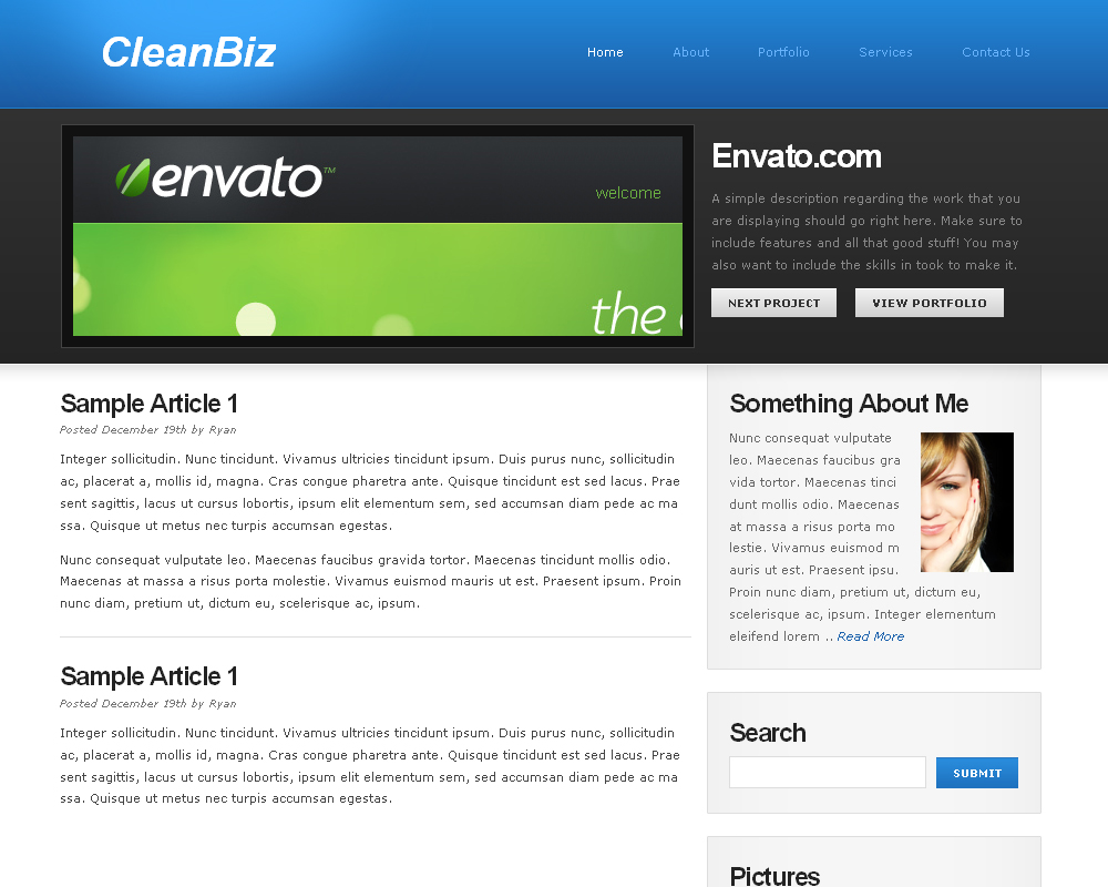 Free Download CleanBiz Nulled Latest Version