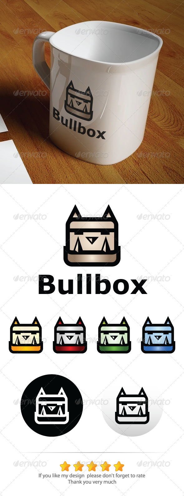 Bullbox Logo