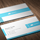 Creative Business card 08 - GraphicRiver Item for Sale
