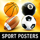 Sports Competition Poster - GraphicRiver Item for Sale