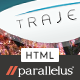 Traject - HTML Portfolio and Business Site Nulled