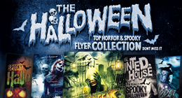 Halloweens Flyer Collection