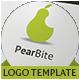 Pear Bite Logo - GraphicRiver Item for Sale