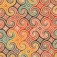 Retro Pattern with Swirls - GraphicRiver Item for Sale