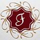 Flourish Retro Badge Logo - GraphicRiver Item for Sale