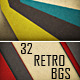 Retro Backgrounds - GraphicRiver Item for Sale