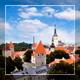 Tallinn Skyline - VideoHive Item for Sale