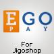 EgoPay Gateway for Jigoshop
