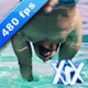 Man Diving Into Swimming Pool - VideoHive Item for Sale