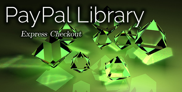 Simple PayPal Checkout Library - CodeCanyon Item for Sale