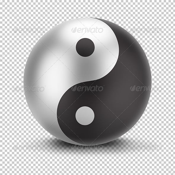 Yin Yang by AnatolyM | GraphicRiver