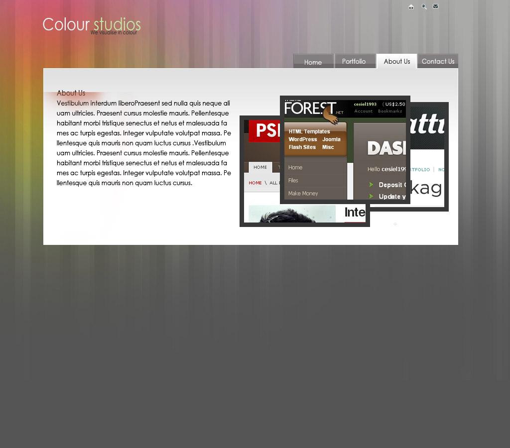 Free Download Clean Portfolio Design Nulled Latest Version