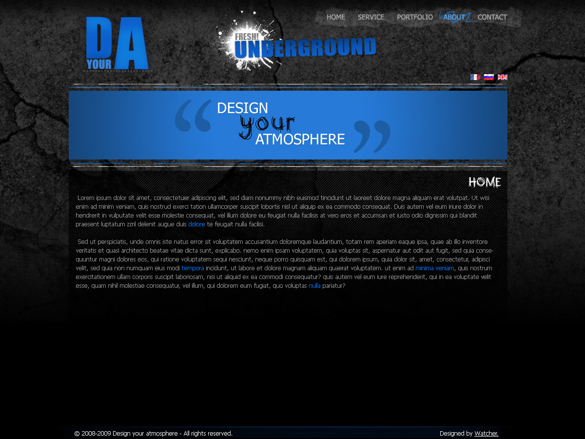 Free Download Design your atmosphere Nulled Latest Version
