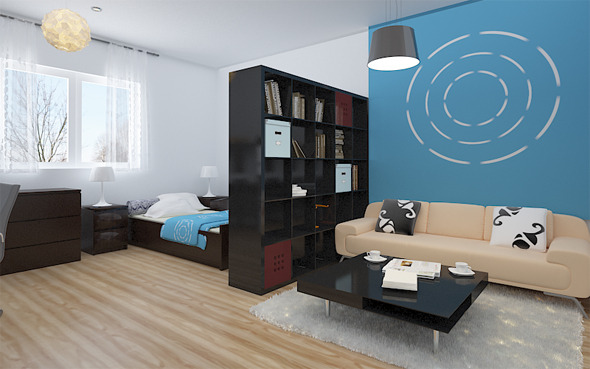 Interior / apartment - 3DOcean Item for Sale