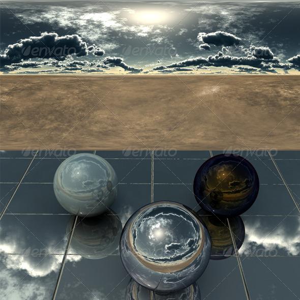 Desert 53 - 3DOcean Item for Sale