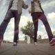 Couple Walking on the Bridge - VideoHive Item for Sale