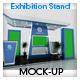 Exhibition Stand  Design Vol 01 - GraphicRiver Item for Sale