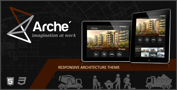 Arche - Architecture Creative Template
