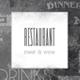"Restaurant Menu Design ""Meat&Wine"" - GraphicRiver Item for Sale"
