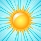 Big Shining Sun - GraphicRiver Item for Sale