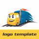 Truck Express Logo - GraphicRiver Item for Sale