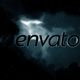 Cinematic Dark Sky Logo Opener - VideoHive Item for Sale