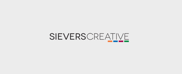 Sievers creative logo red wing mn