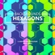 Hexagons Geometric Gradient Backgrounds - VideoHive Item for Sale