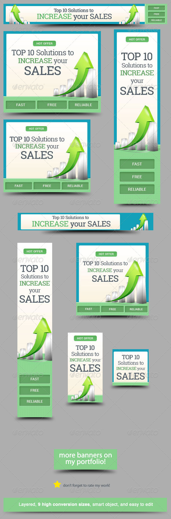 Corporate Web Banner Design Template 25 by admiral_adictus ...