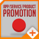 App/service/product promotion - VideoHive Item for Sale