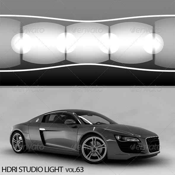 HDRI_Light_63 - 3DOcean Item for Sale
