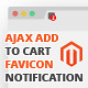 Ajax Add to Cart with Amazing Favicon Notification - CodeCanyon Item for Sale