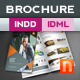 Corporate Bifold Brochure V6 - GraphicRiver Item for Sale