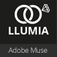 LLUMIA | Muse Wedding Template Nulled