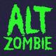 Alt Zombie Font - GraphicRiver Item for Sale