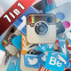 Social Media in Motion - VideoHive Item for Sale