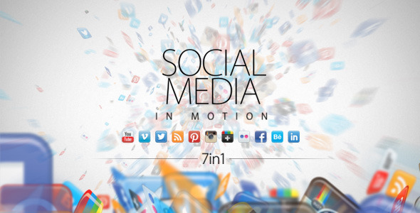 Social media in motion by hikari pictures videohive social media in motion toneelgroepblik Choice Image