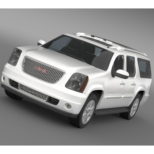 GMC Denali XL - 3DOcean Item for Sale