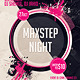 Maxstep Night Flyer - GraphicRiver Item for Sale