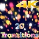 Fireworks Particles 20 Transitions - VideoHive Item for Sale