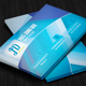 Blue Creative Business Card - GraphicRiver Item for Sale